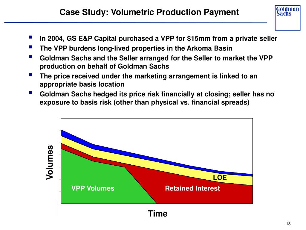 volumetric production payment in bankruptcy