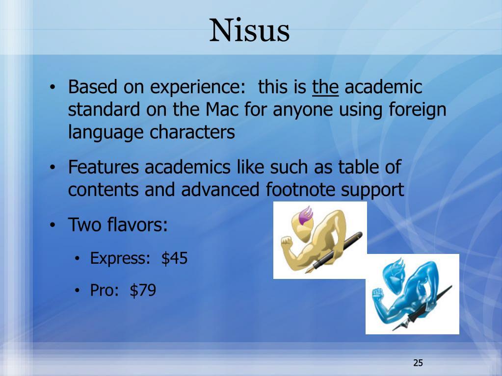 Nisus