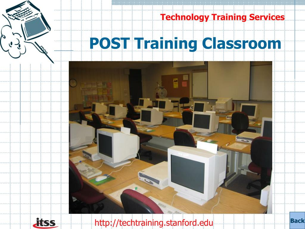 POST Training Classroom