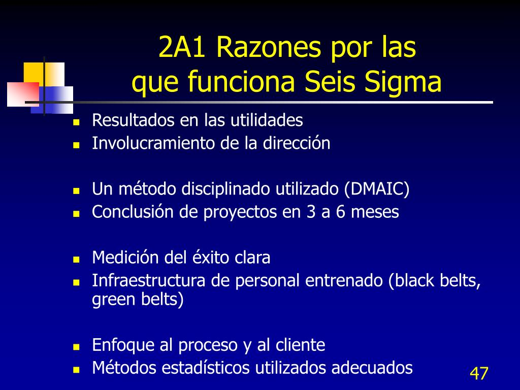 2A1 Razones por las