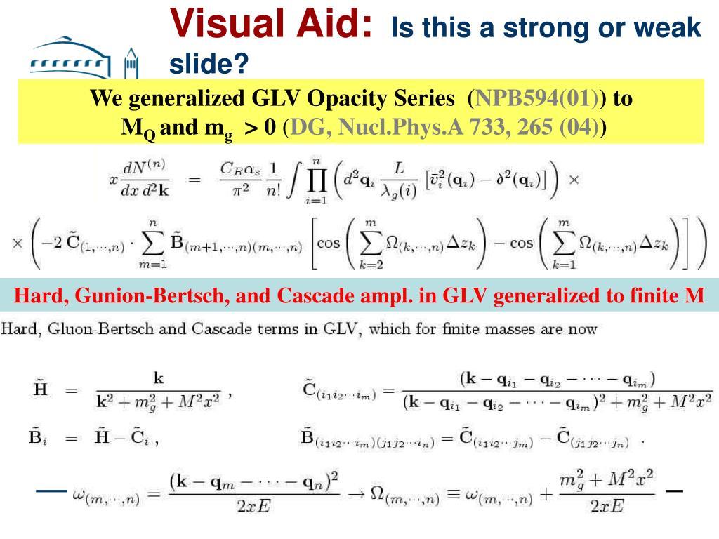 Visual Aid: