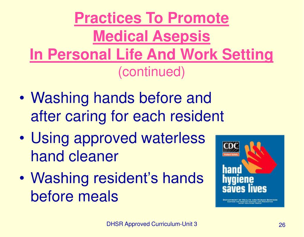 Practices To Promote