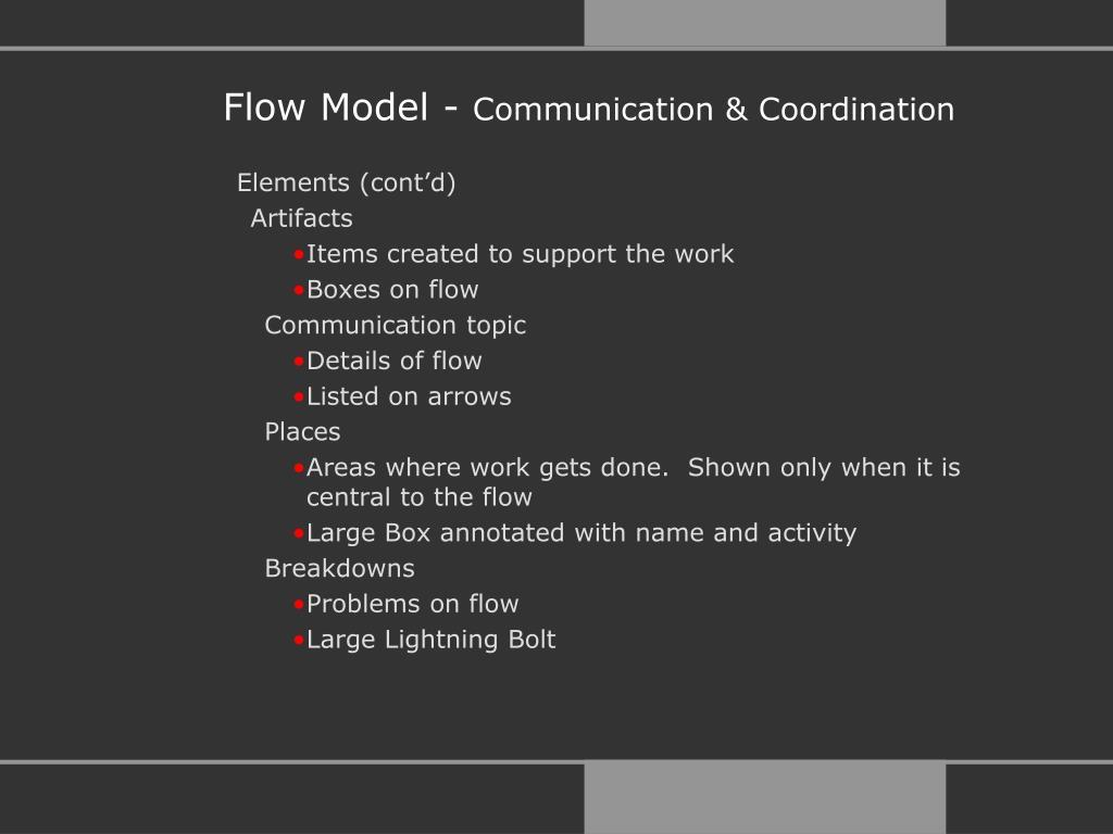 Flow Model -