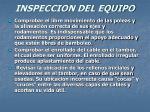 inspeccion del equipo31