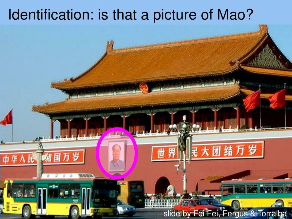 Identification: is that a picture of Mao?