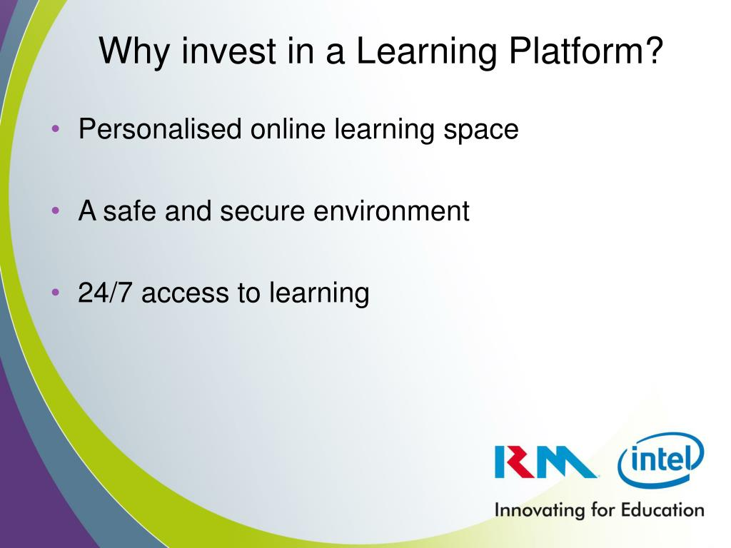 Why invest in a Learning Platform?