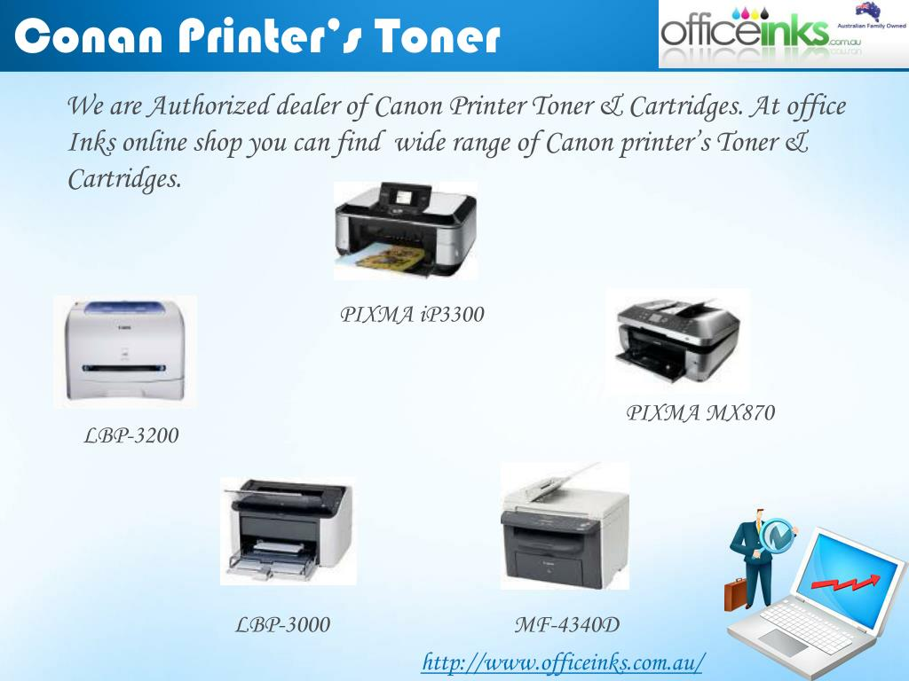 Conan Printer's Toner