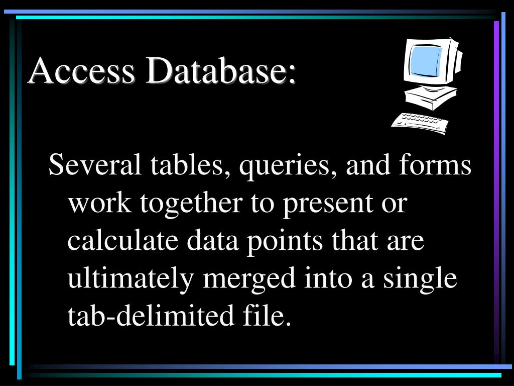 Access Database: