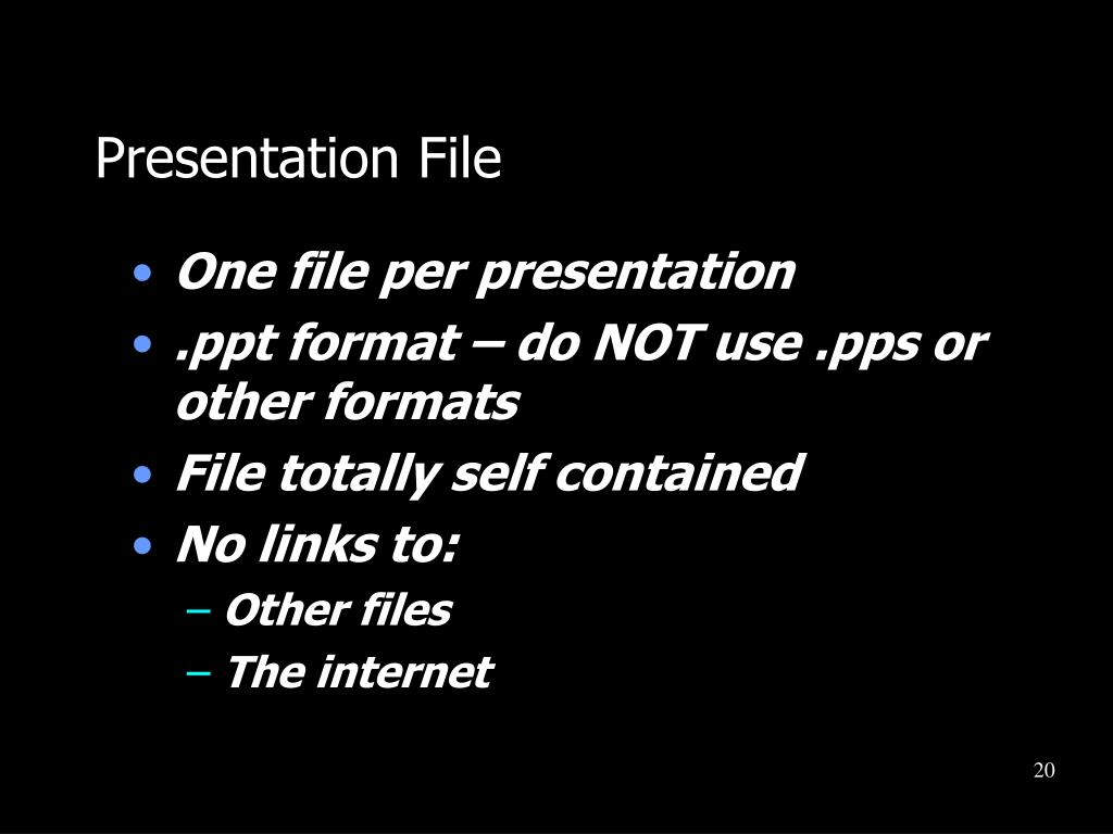 Presentation File