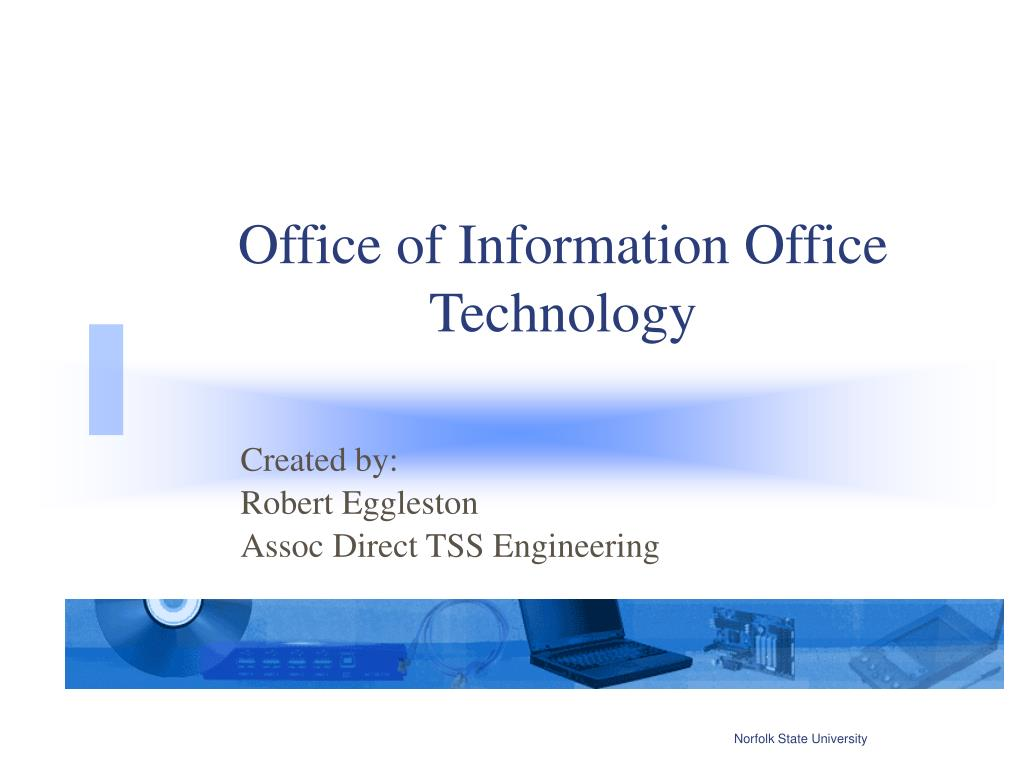 Office of Information Office Technology