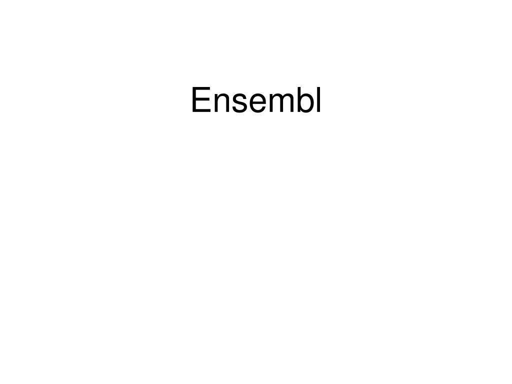 Ensembl