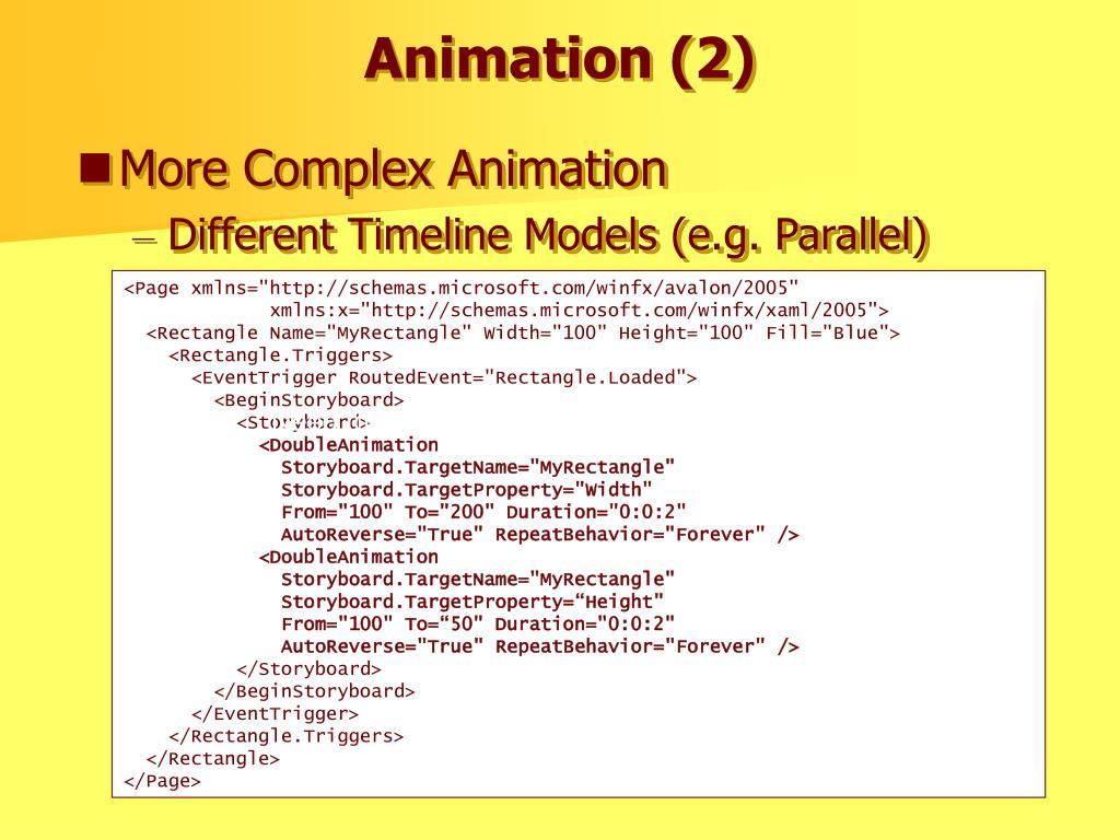 Animation (2)