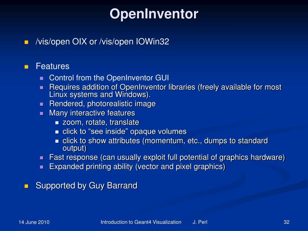 OpenInventor