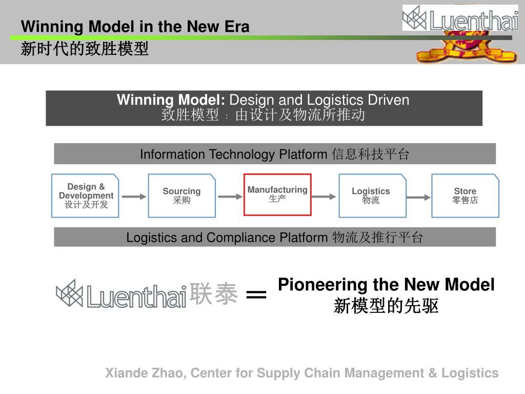 Information Technology Platform