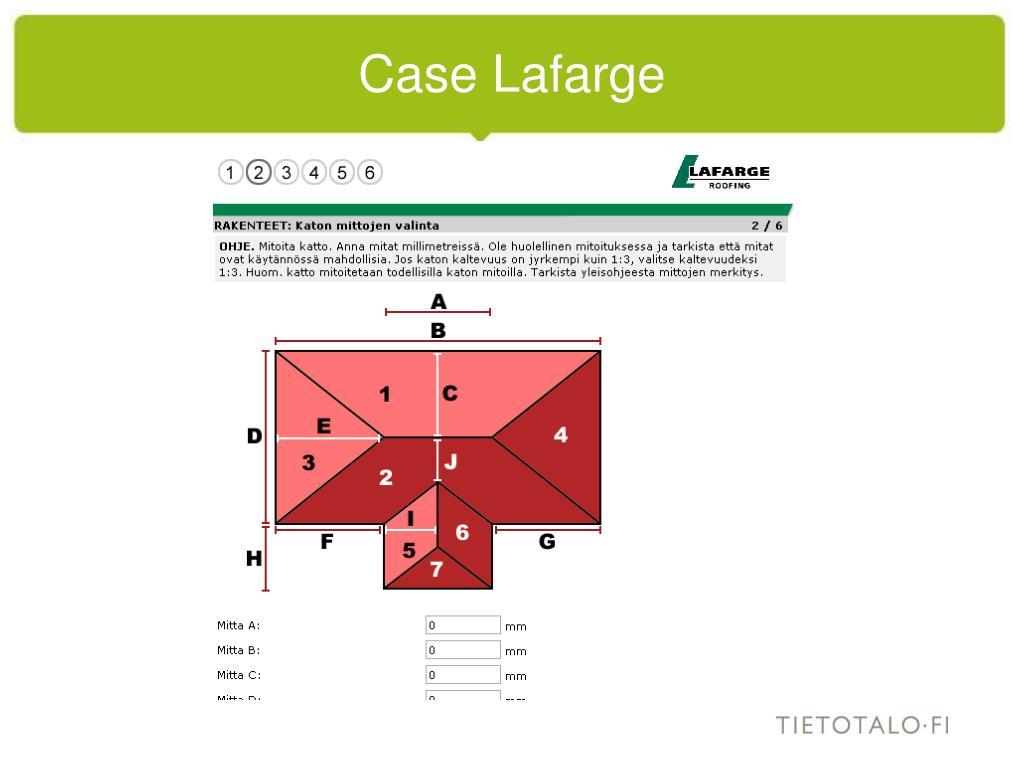 Case Lafarge