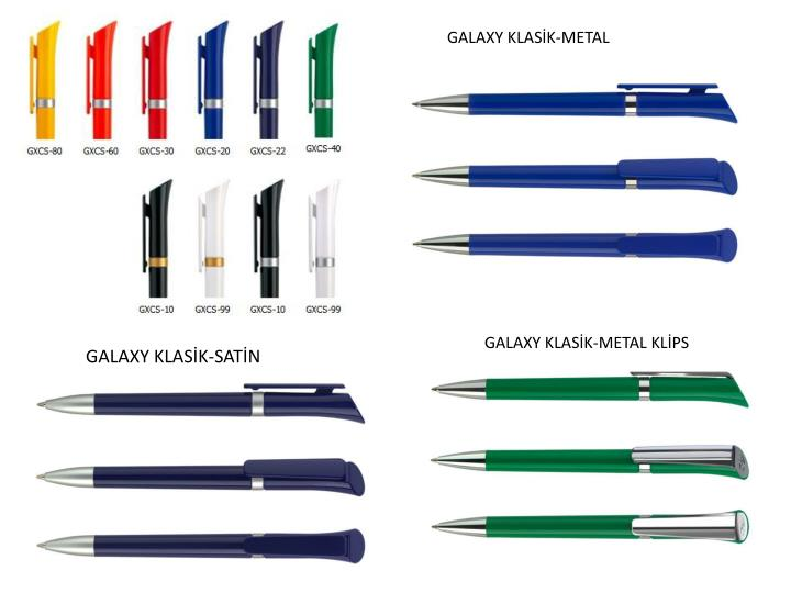 GALAXY KLASİK-METAL