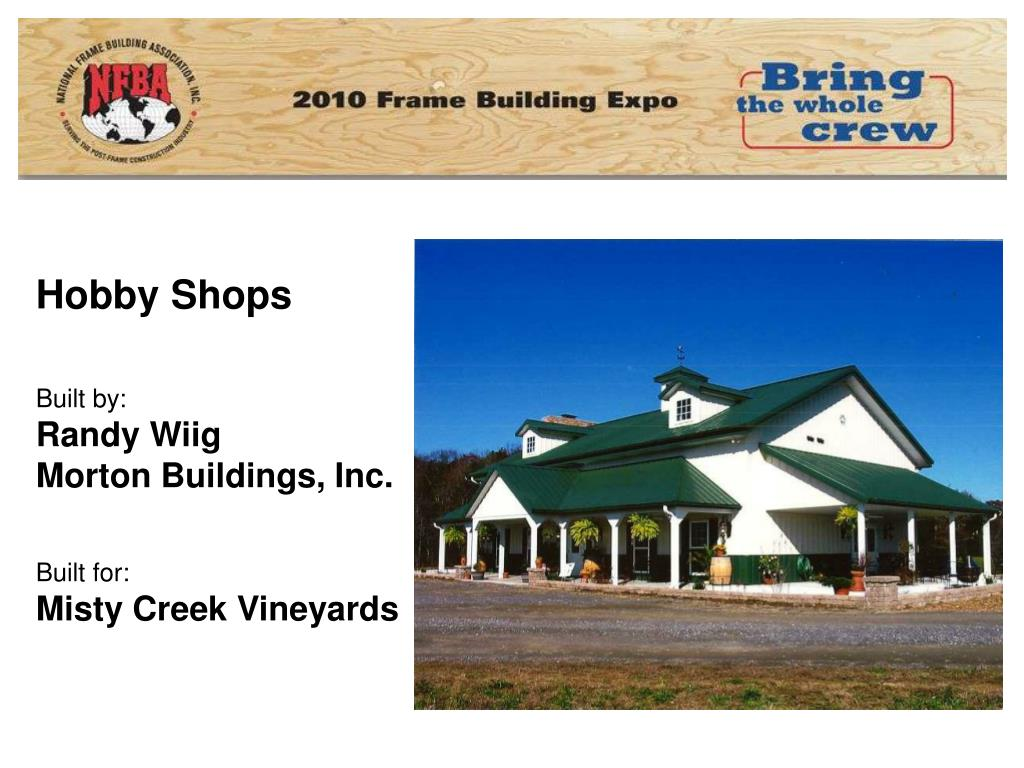 Hobby Shops
