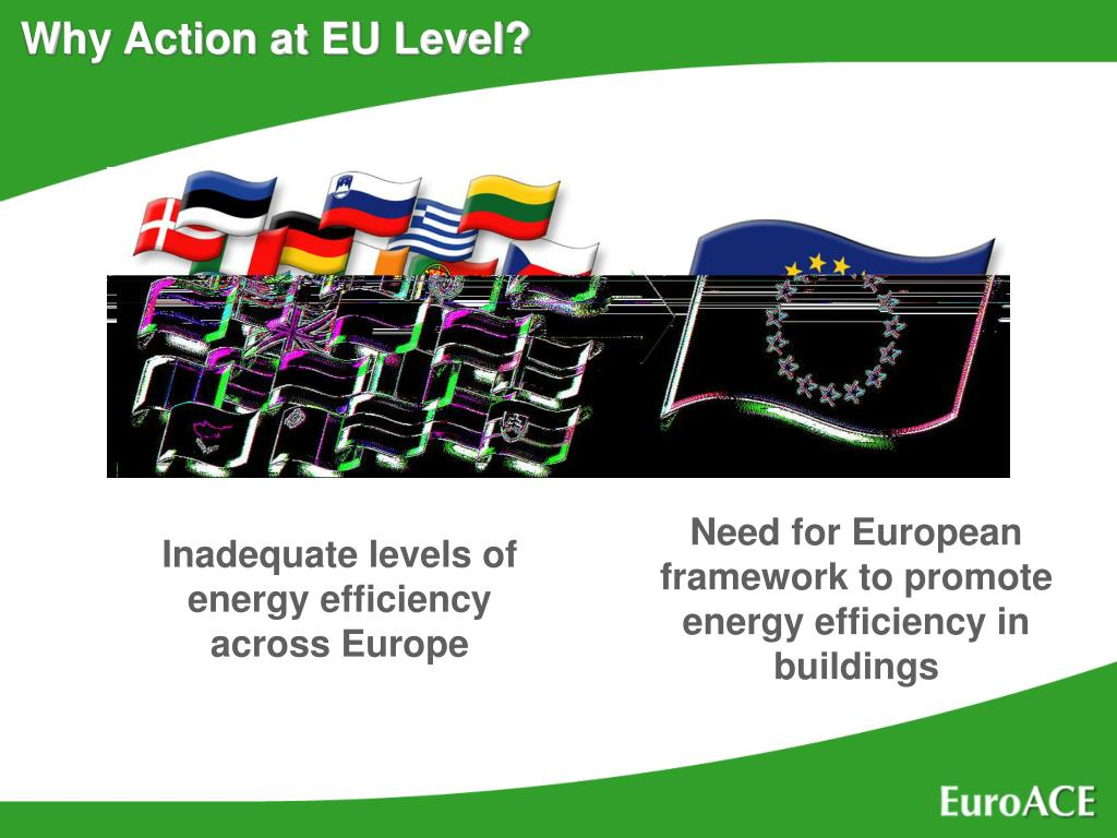 Why Action at EU Level?