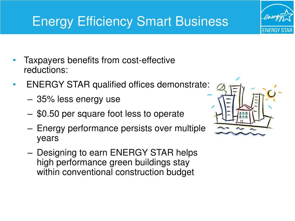 Energy Efficiency Smart Business