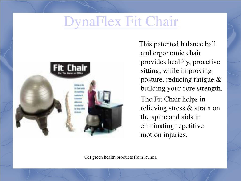 DynaFlex Fit Chair