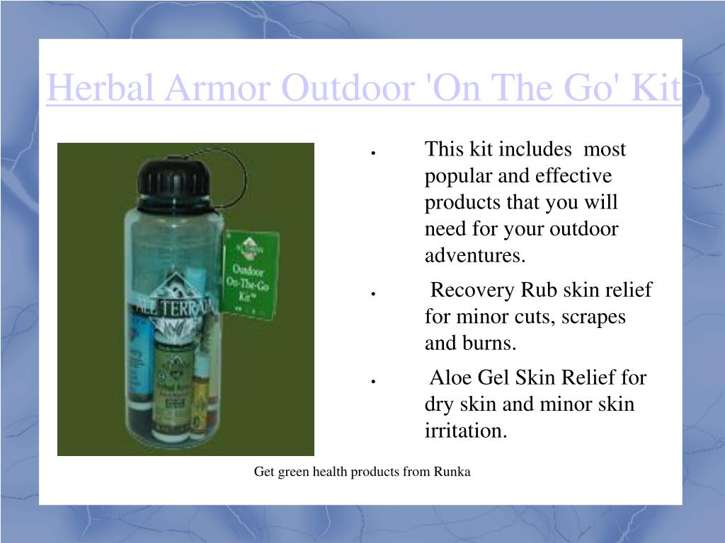 Get green health products from Runka