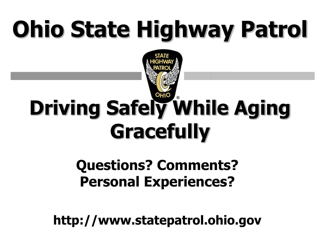 Ohio State Highway Patrol