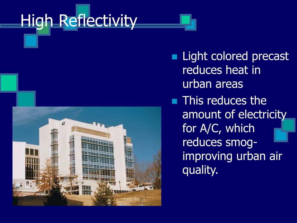 High Reflectivity