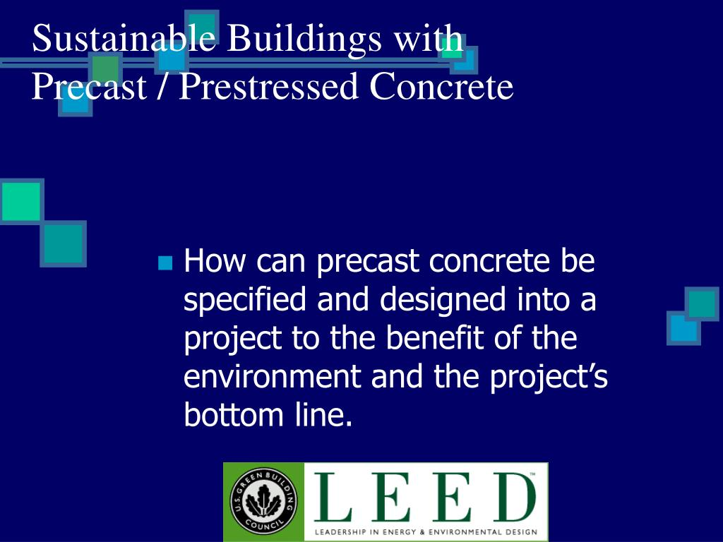 Sustainable Buildings with
