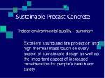 sustainable precast concrete34