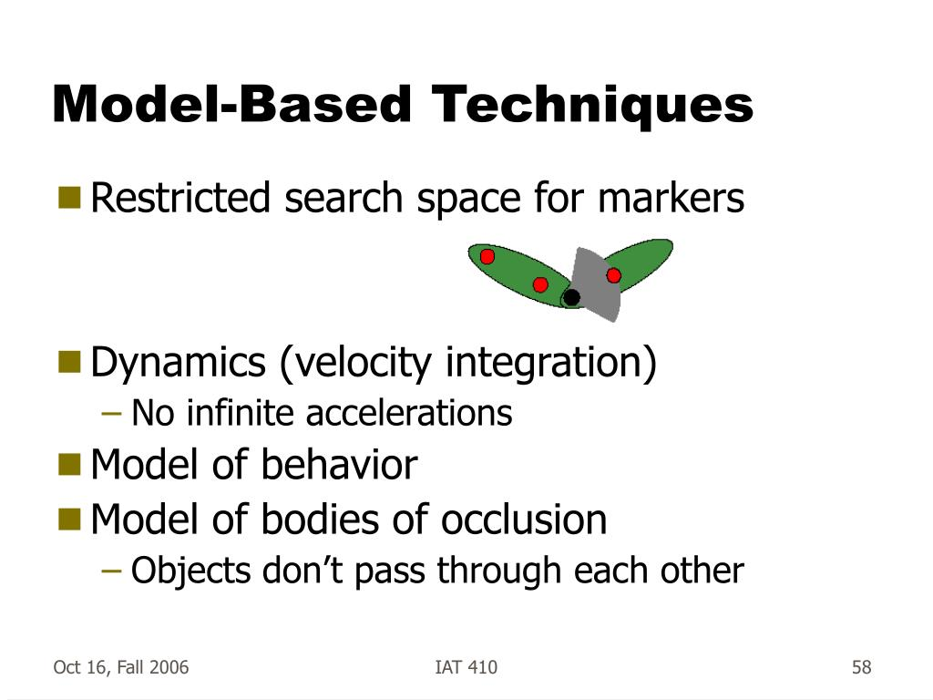 Model-Based Techniques