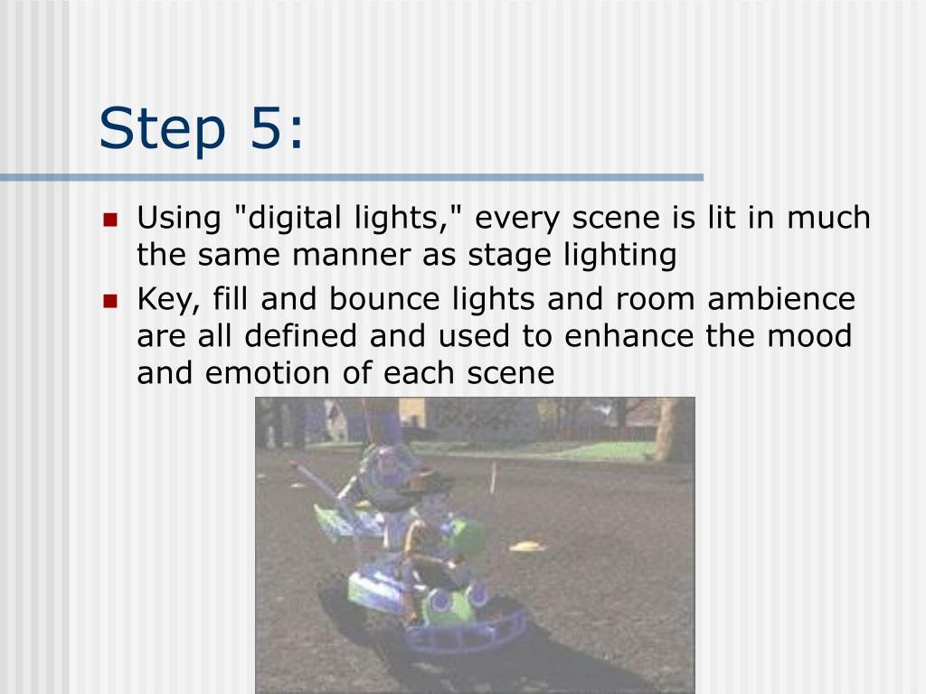 Step 5: