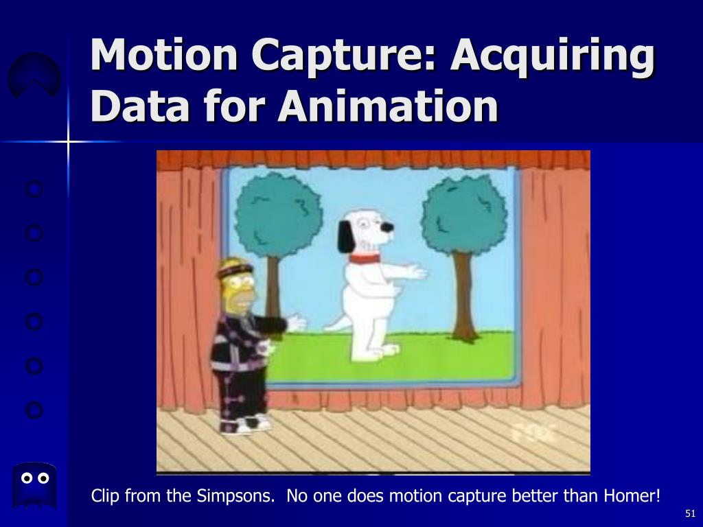Motion Capture: Acquiring Data for Animation