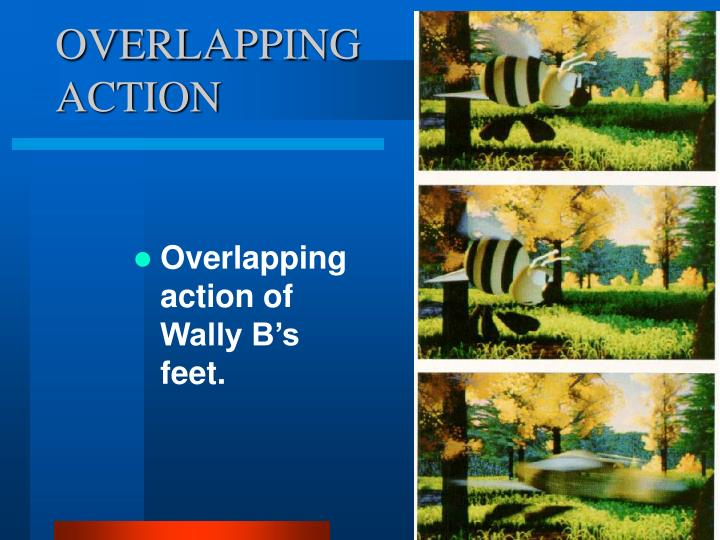 OVERLAPPING ACTION