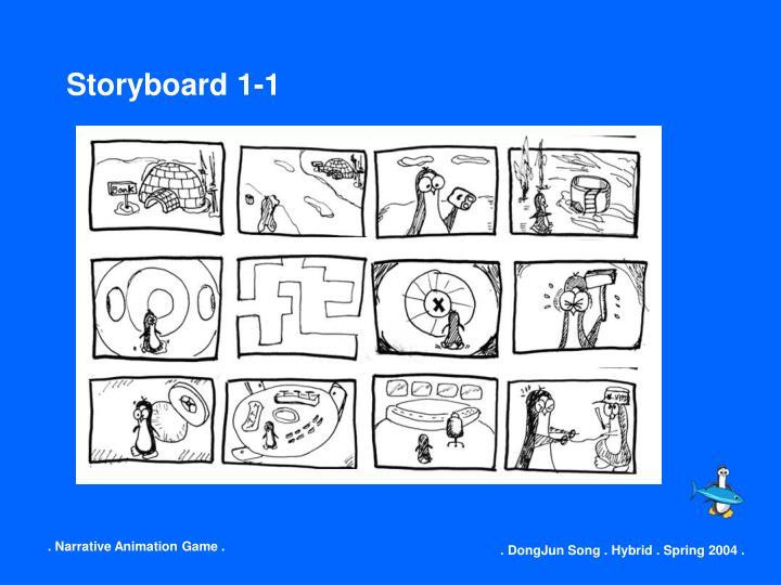 Storyboard 1-1
