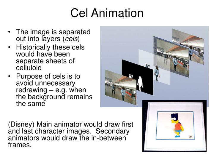 Cel Animation