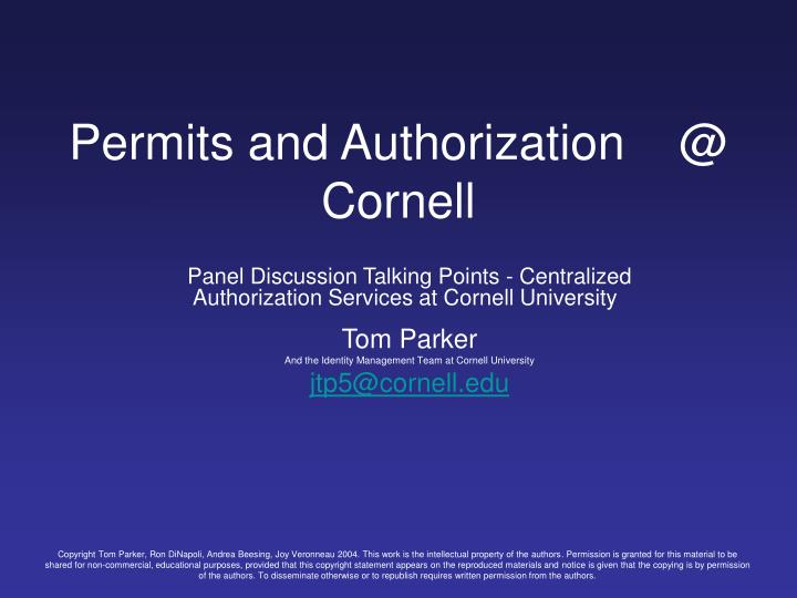 Permits and authorization @ cornell l.jpg