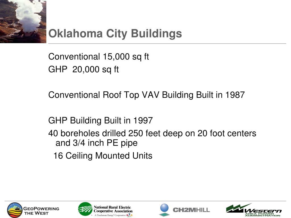 Oklahoma City Buildings