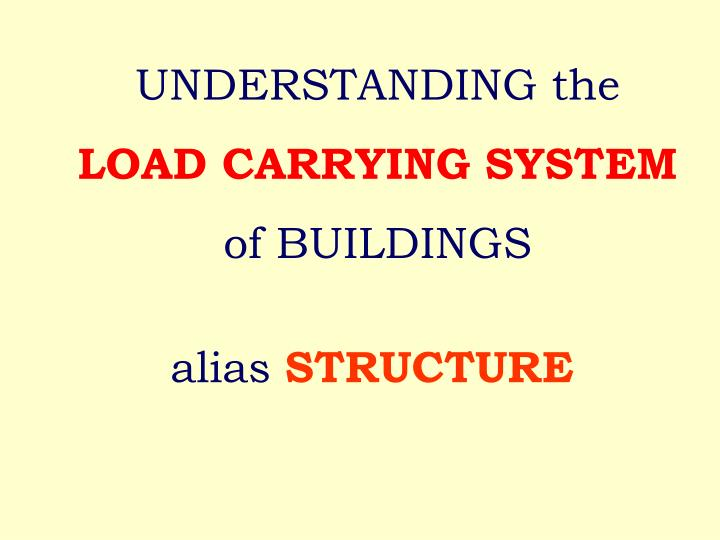 Alias structure