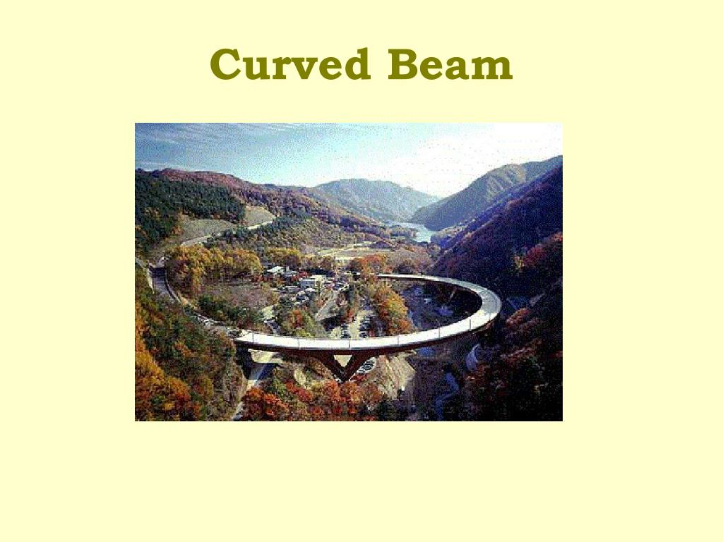 Curved Beam