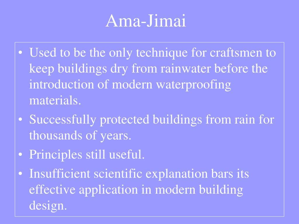 Ama-Jimai