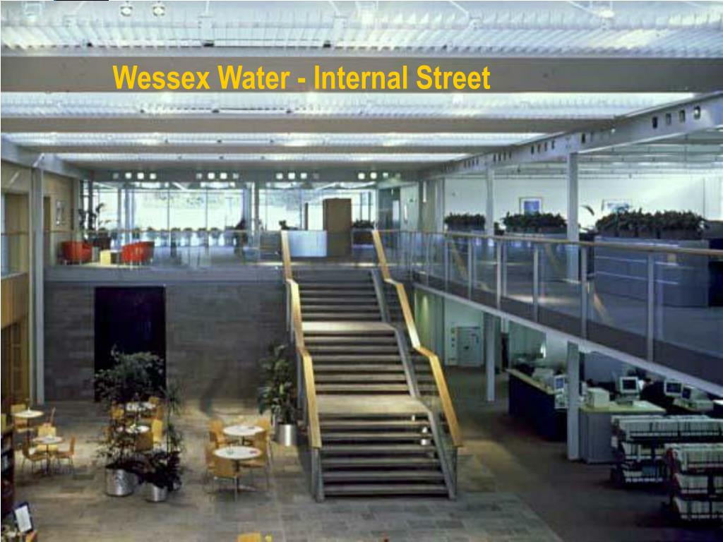 Wessex Water - Internal Street