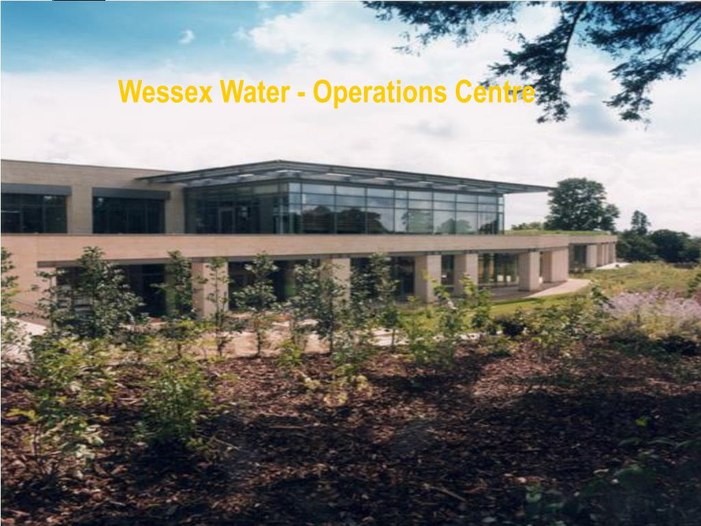 Wessex Water - Operations Centre