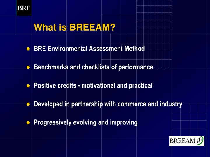 What is breeam