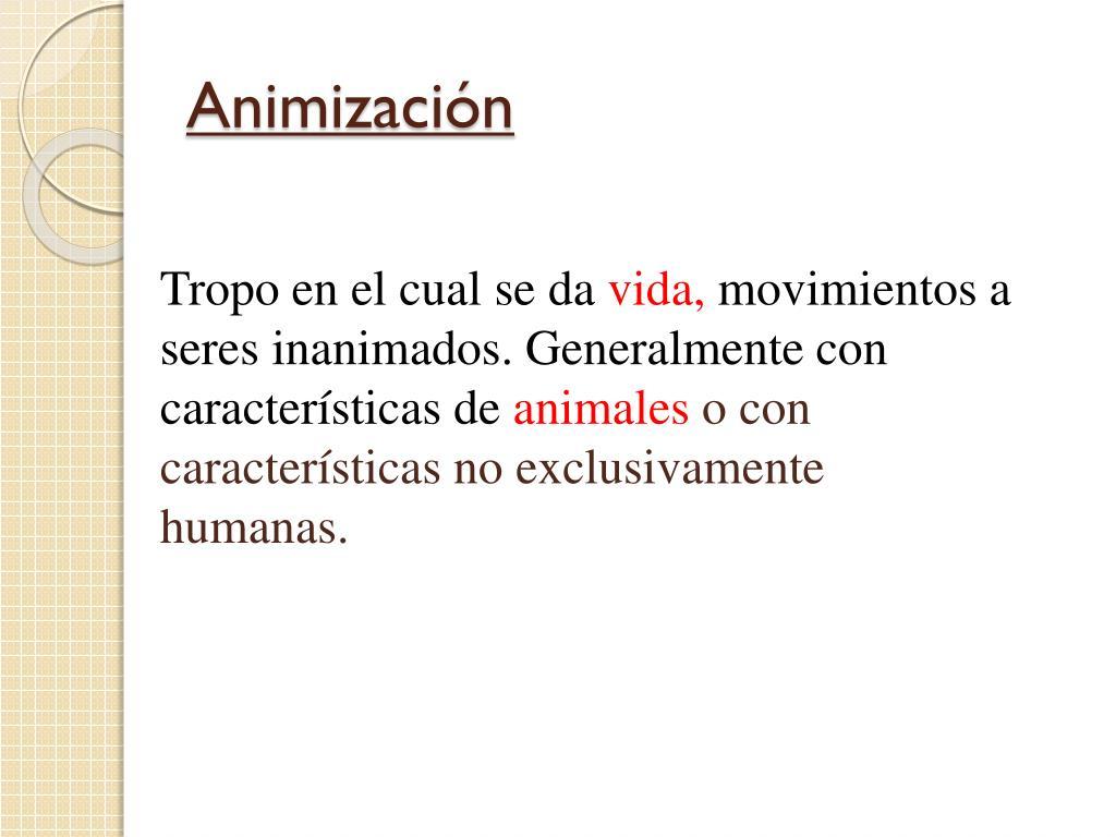 Animización