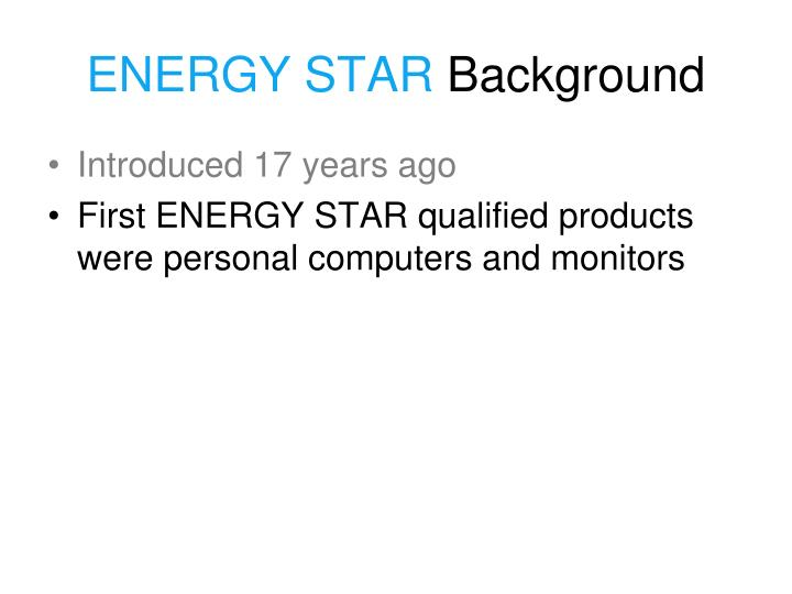 Energy star background3