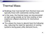 thermal mass24