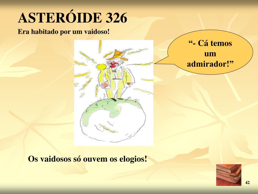 ASTERÓIDE 326
