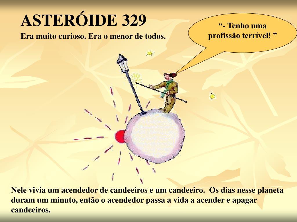 ASTERÓIDE 329