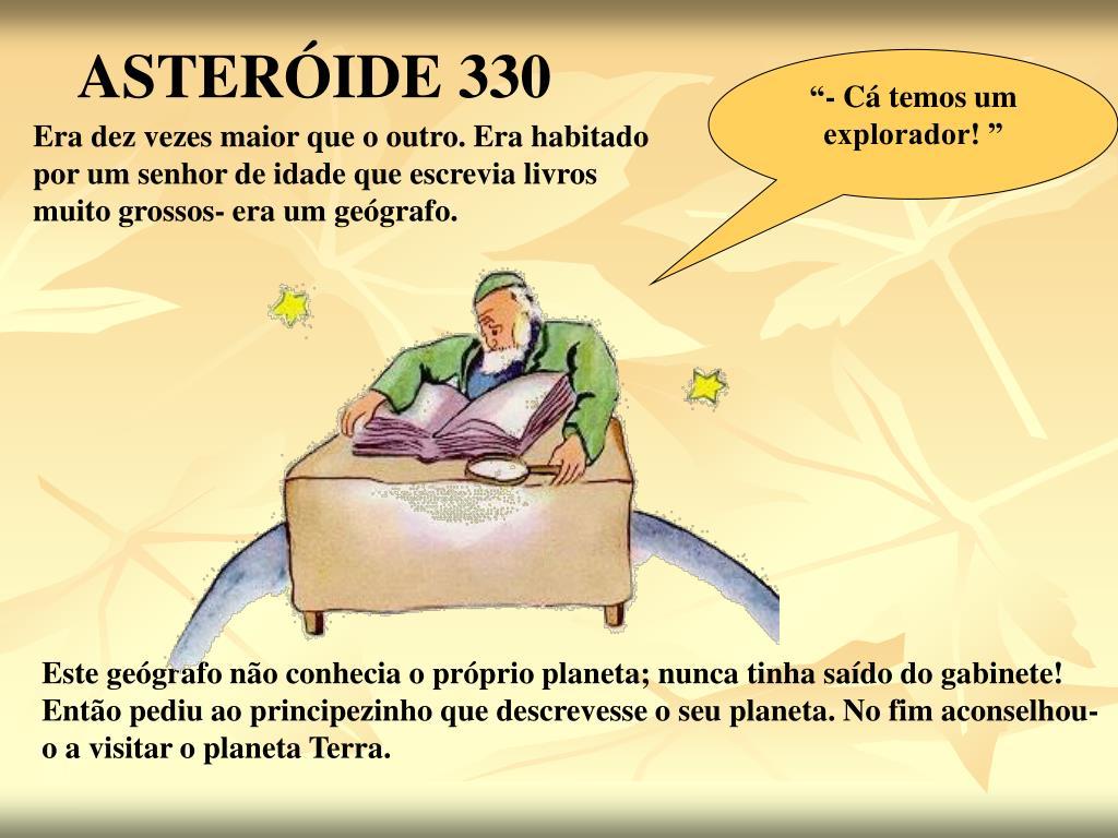 ASTERÓIDE 330