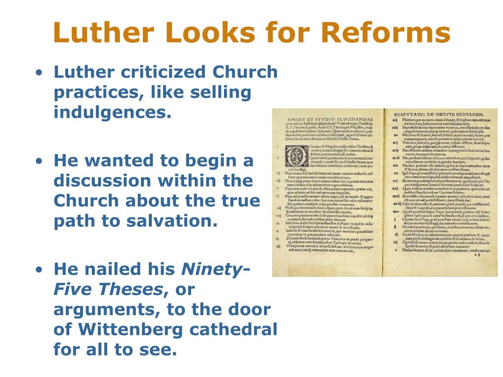 martin luther reformer or revolutionist essay Find essay examples reformer and a true revolutionist martin luther was blessed with creative abilities which reflected in his writings and commentaries.